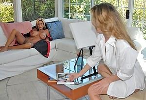Free Mature Lesbian Interracial Porn Pictures